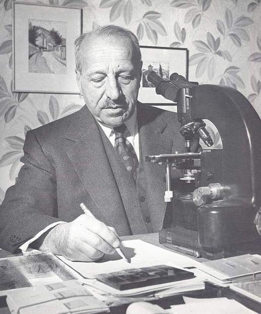 Ο'Αδ.'.Γεώργιος Παπανικολάου.Δεν πούλησε ποτέ την (πατέντα) της ανακάλυψης του.... 1