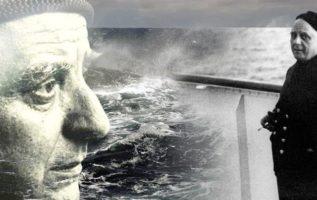 Σε ένα από τα ταξίδια του, όταν το πλοίο έπιασε λιμάνι στην Αργεντινή, ο Νίκος Κ...