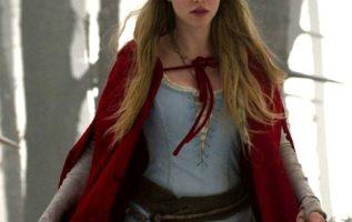 Amanda Seyfried. Red Riding Hood (2011)....
