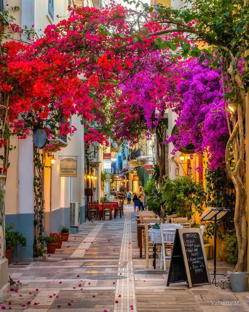 Beautiful Nafplio in Peloponnesos... 1