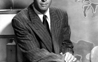 Burt Lancaster (November 2, 1913 - October 20, 1994)....