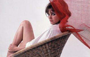 Claudia Cardinale...