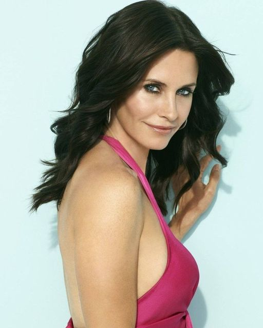 Courteney Cox photographed by James White. #screamqueens... 1