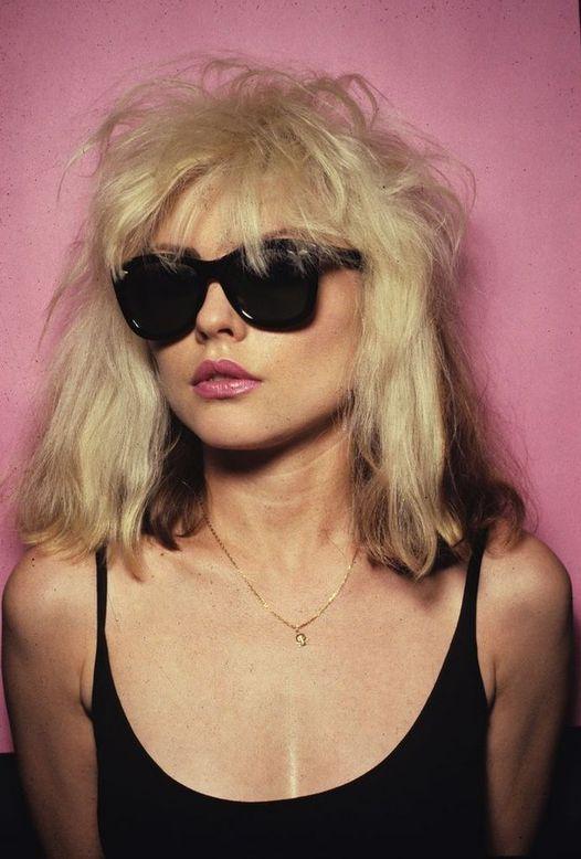 Debbie Harry photographed by Jimmy DeSana.... 1