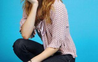 Emma Roberts.  #screamqueens...
