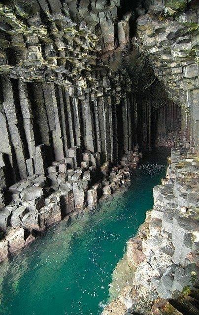 Fairy Pools, Isle of Skye, Scotland... 1