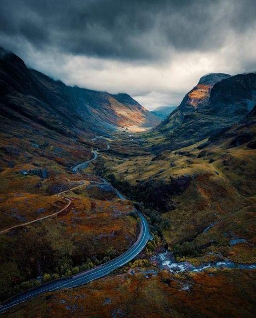 Glencoe Valley, Scotland patheight... 1
