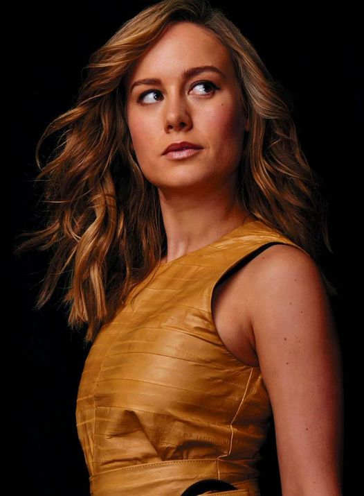 Happy BIrthday to Brie Larson who turns 32 today!... 1