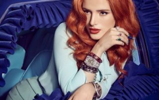 Happy Birthday to Bella Thorne who turns 24 today!...