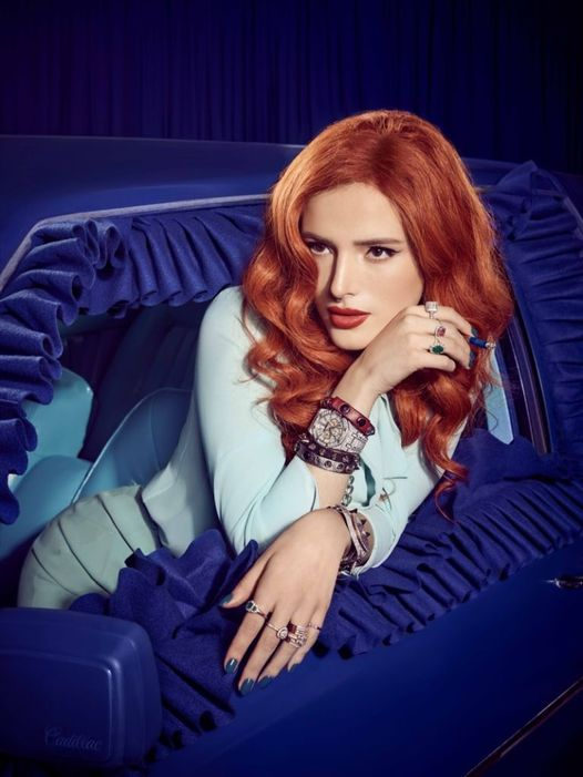 Happy Birthday to Bella Thorne who turns 24 today!... 1