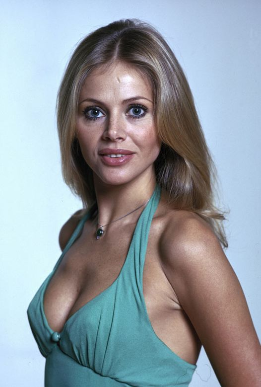 Happy Birthday to Bond Girl Britt Ekland who turns 79 today!... 1