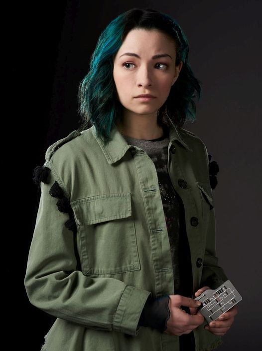 Happy Birthday to Jodelle Ferland who turns 27 today! Pictured here on Dark Mat... 1