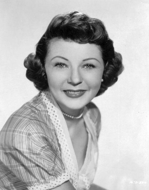 Harriet Nelson (July 18, 1909 - October 2, 1994).... 1
