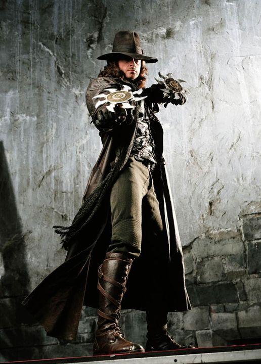 Hugh Jackman. Van Helsing (2004).... 1