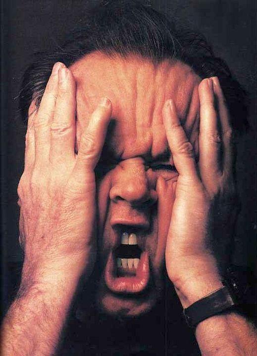 Jack Nicholson photographed by Annie Leibovitz.... 1