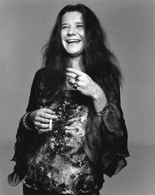 Janis Joplin photographed by Richard Avedon.... 1