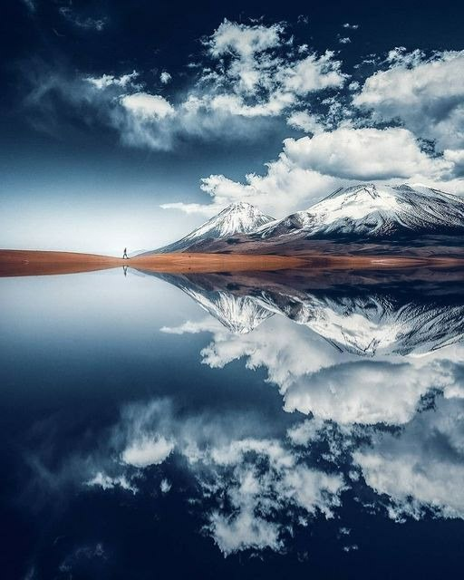 Licancabur - on the border between Bolivia and Chile!... 1