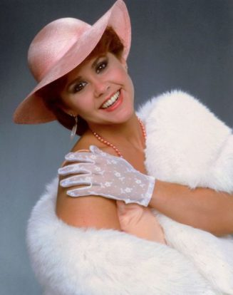 Linda Blair.  #screamqueens...