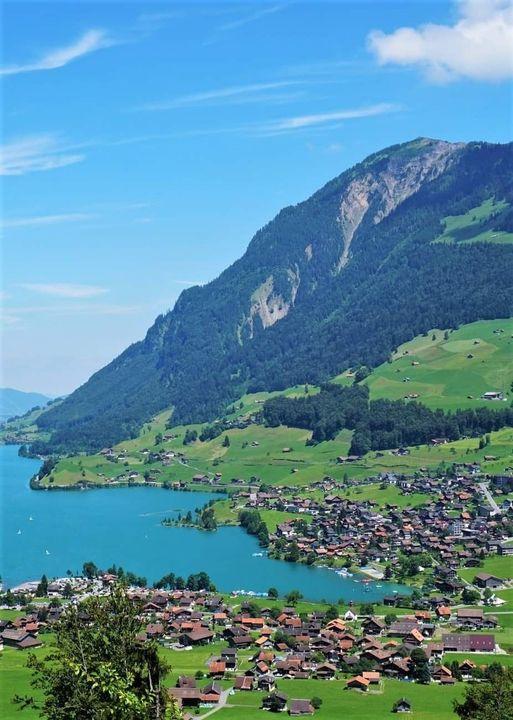 Lungerersee Switzerland... 1