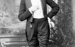 Oscar Wilde (October 16, 1854 - November 30, 1900)....