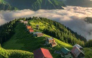The Land of Nature Switzerland...
