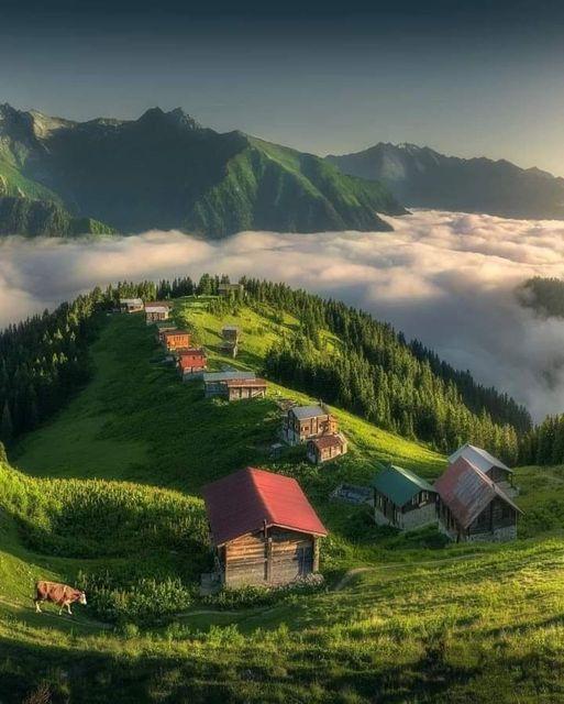 The Land of Nature Switzerland... 1
